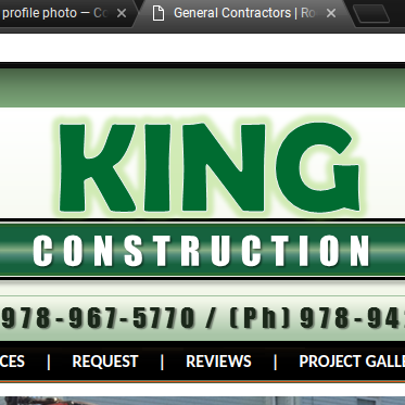Avatar for King Construction Lowell, MA Thumbtack