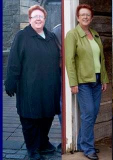 Beth lost 110 pounds!