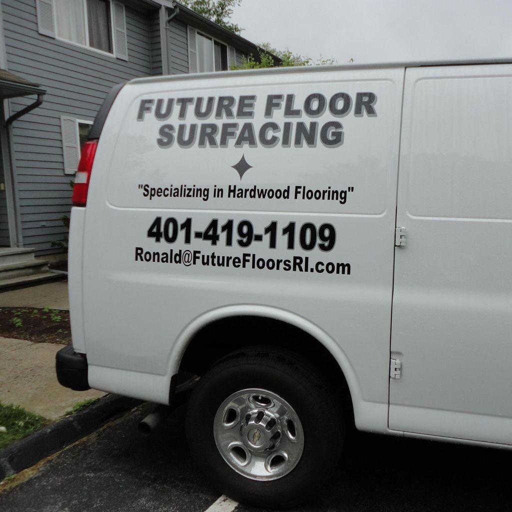 Future Floor Surfacing Hardwood Flooring