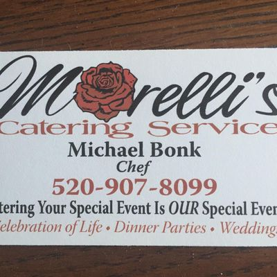 Avatar for Morelli's catering Tucson, AZ Thumbtack