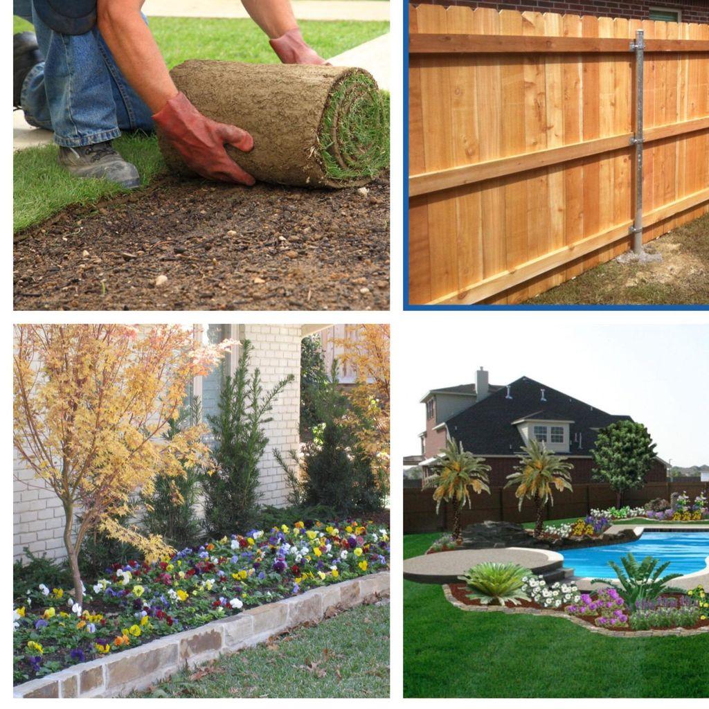 Granados landscaping