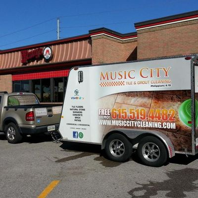 Avatar for Music City Tile & Grout Cleaning