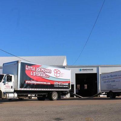 Avatar for Little Joe Movers and Storage Abilene, TX Thumbtack