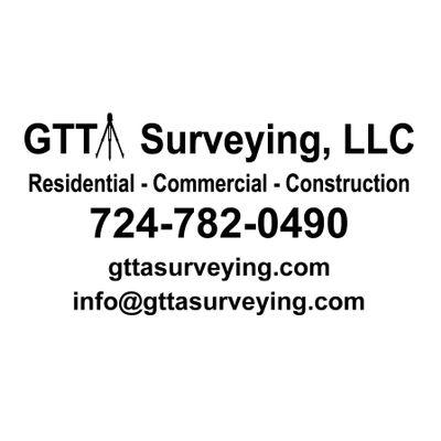 Avatar for GTTA Surveying, LLC Venetia, PA Thumbtack