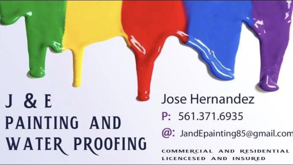 J & E PAINTING AND WATERPROOFING, INC