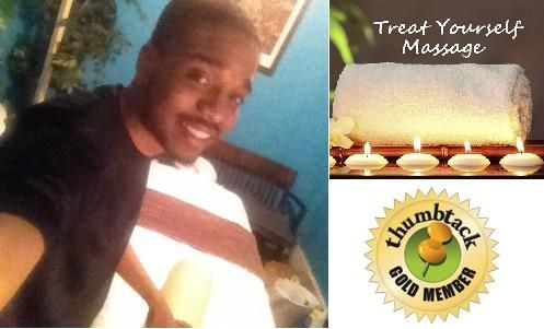 Shawn - Owner of Treat Yourself Massage