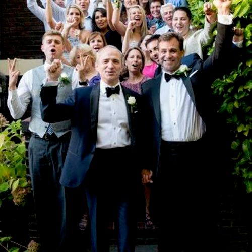The Bright-Gregory wedding at the Shafer Baillie Mansion on Capitol Hill, Seattle.