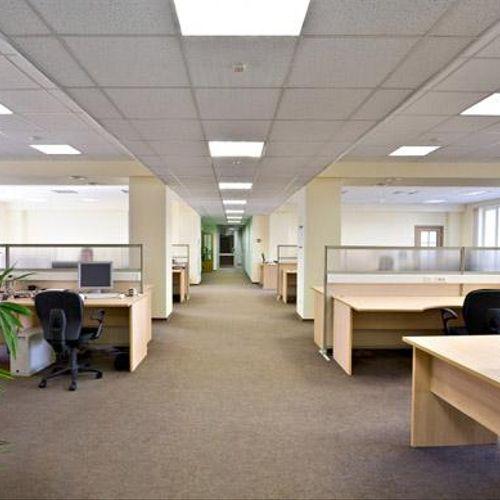 New Energy Efficient Fluorescent Lighting