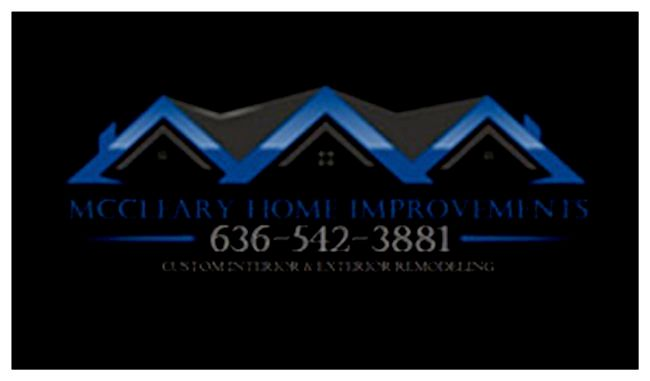 Mccleary home improvements