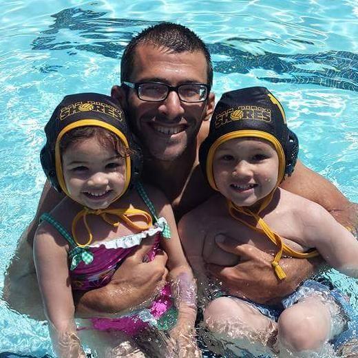 Swim Lessons with  Coach Jon