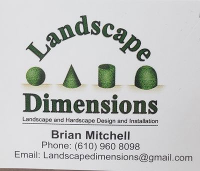 Avatar for Landscape Dimensions Folsom, PA Thumbtack
