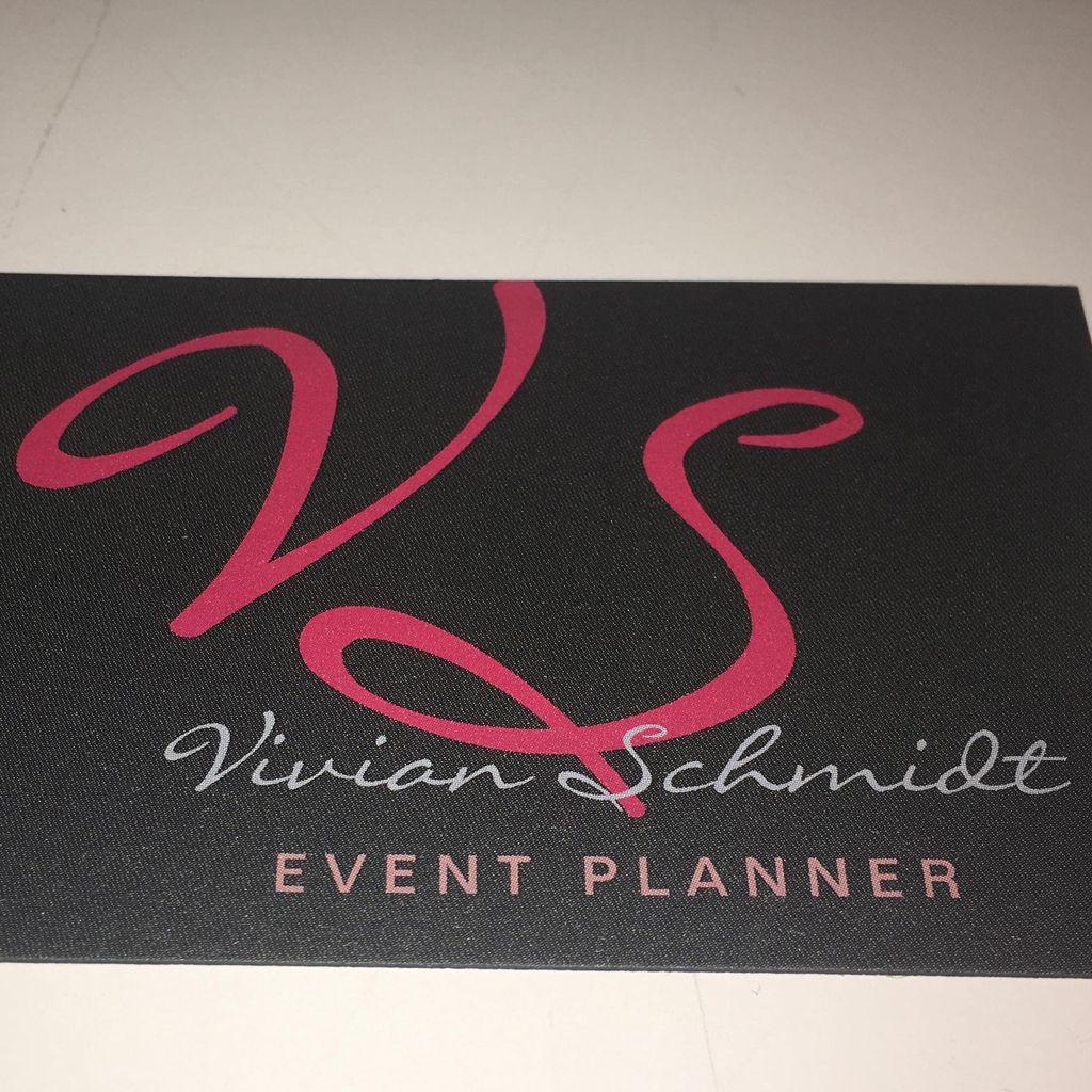 Vivian Schmidt Event Planner