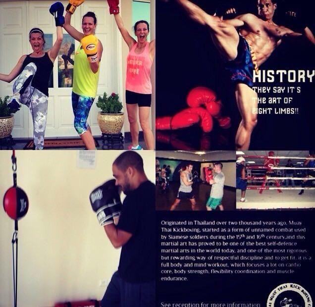 (IMTK) Int Muay Thai Kick-Boxing.