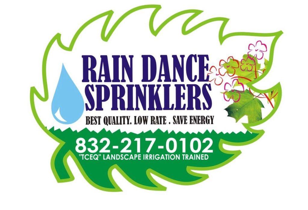 Raindance Sprinklers