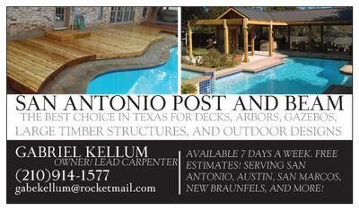 Avatar for San Antonio Post And Beam San Antonio, TX Thumbtack