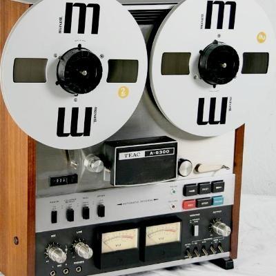Skywave Tape Deck Repair