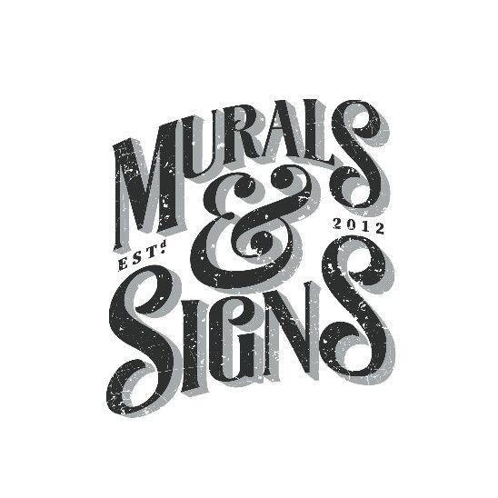 Murals & Signs