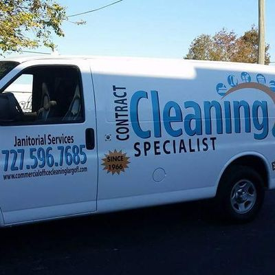 Avatar for Contract Cleaning Specialists Ent. Inc.