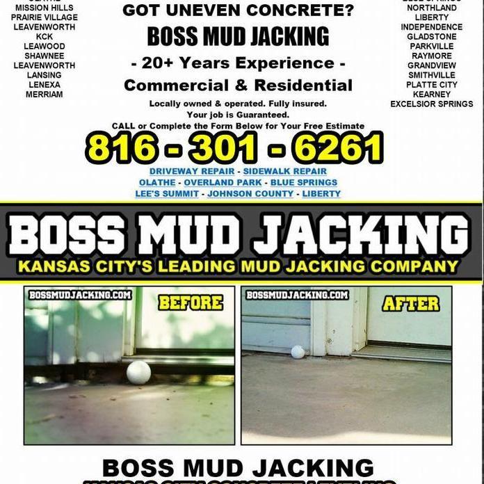 Boss Mudjacking