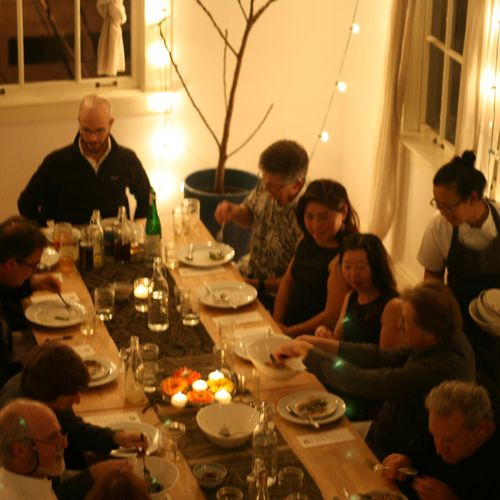 A dinner party with Feastly in San Francisco