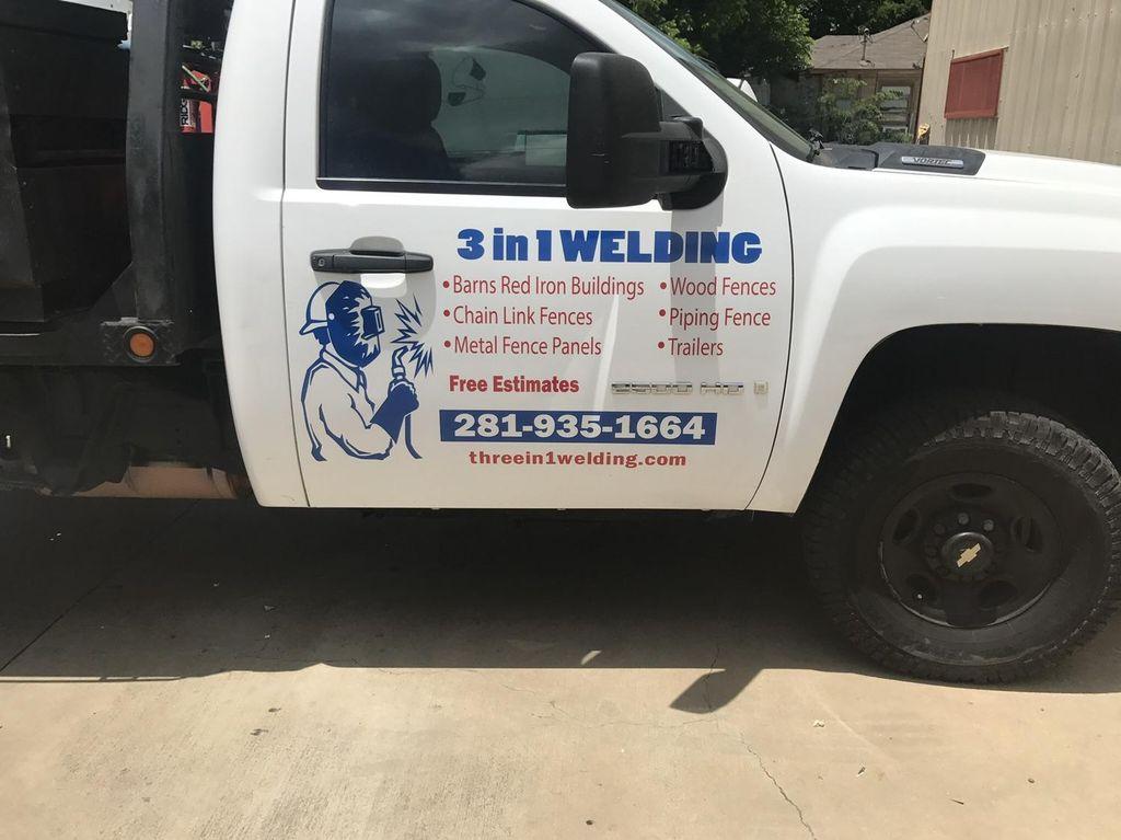 3 In 1 Welding