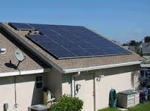 Lake Elsinore solar installation