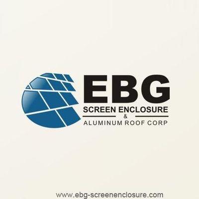 Avatar for EBG Screen enclosure & aluminum roof corp.