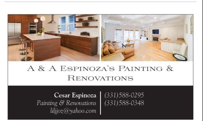 A & A Espinoza's Painting & Renovating