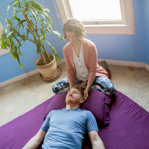 Step into your fullest potential through reiki healing