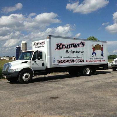 Avatar for Kramer's Moving Service Appleton, WI Thumbtack