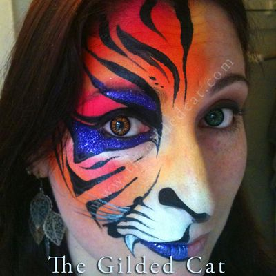 Avatar for The Gilded Cat: Face and Body Art Entertainment