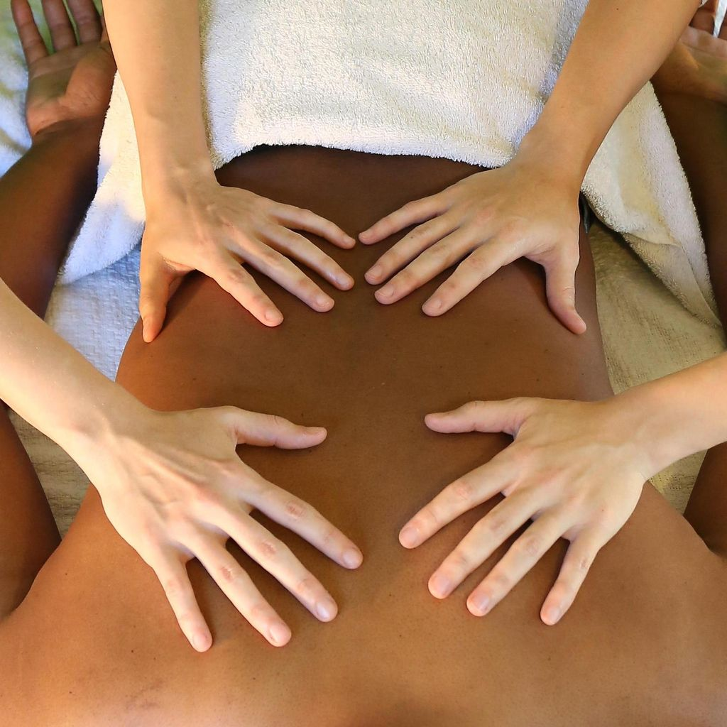 Twinspiring Massage