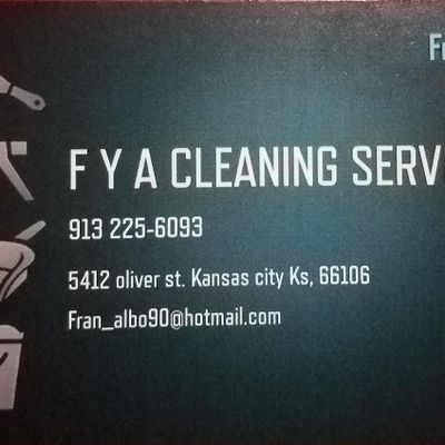 Avatar for F Y A CLEANING SERVICE LLC