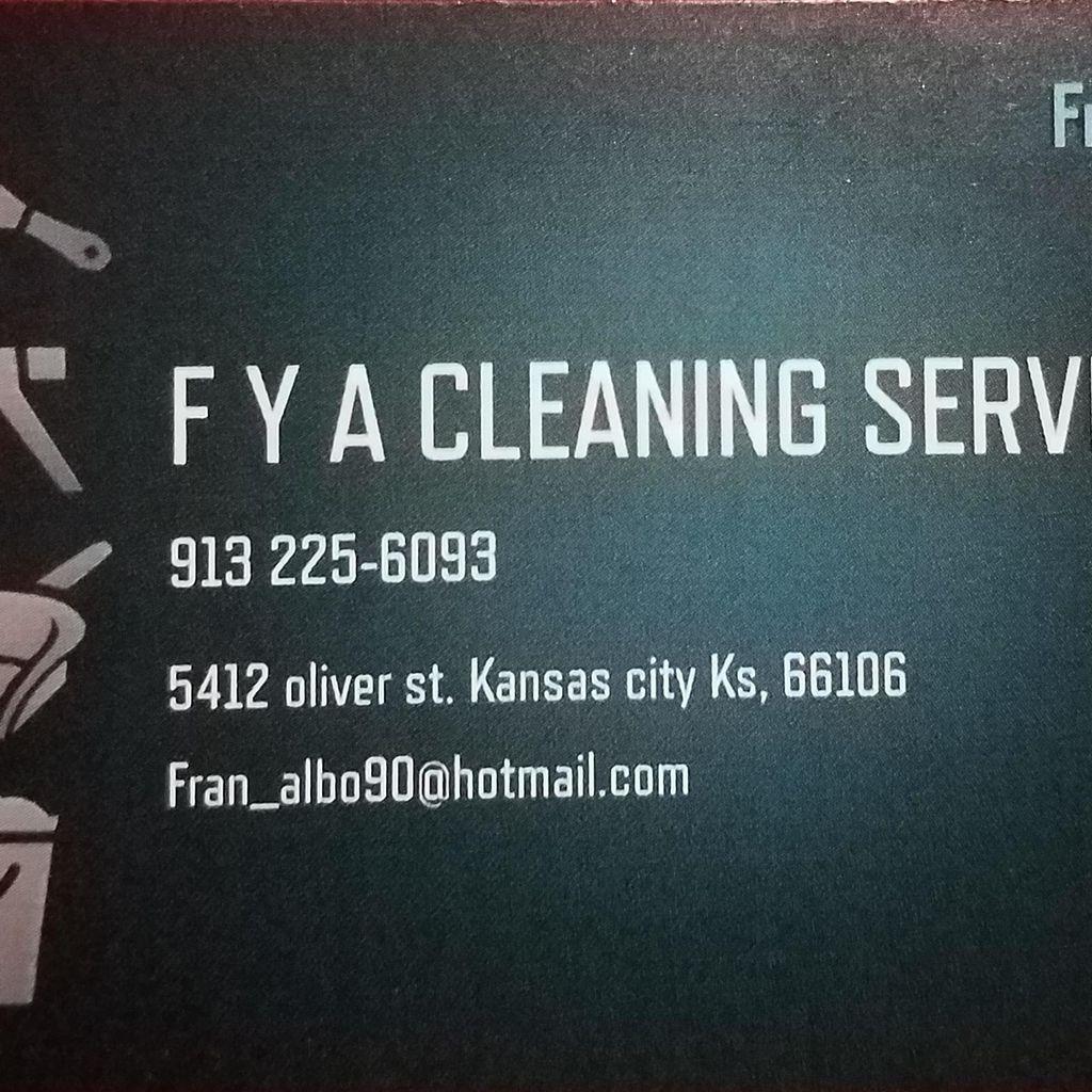 F Y A CLEANING SERVICE LLC
