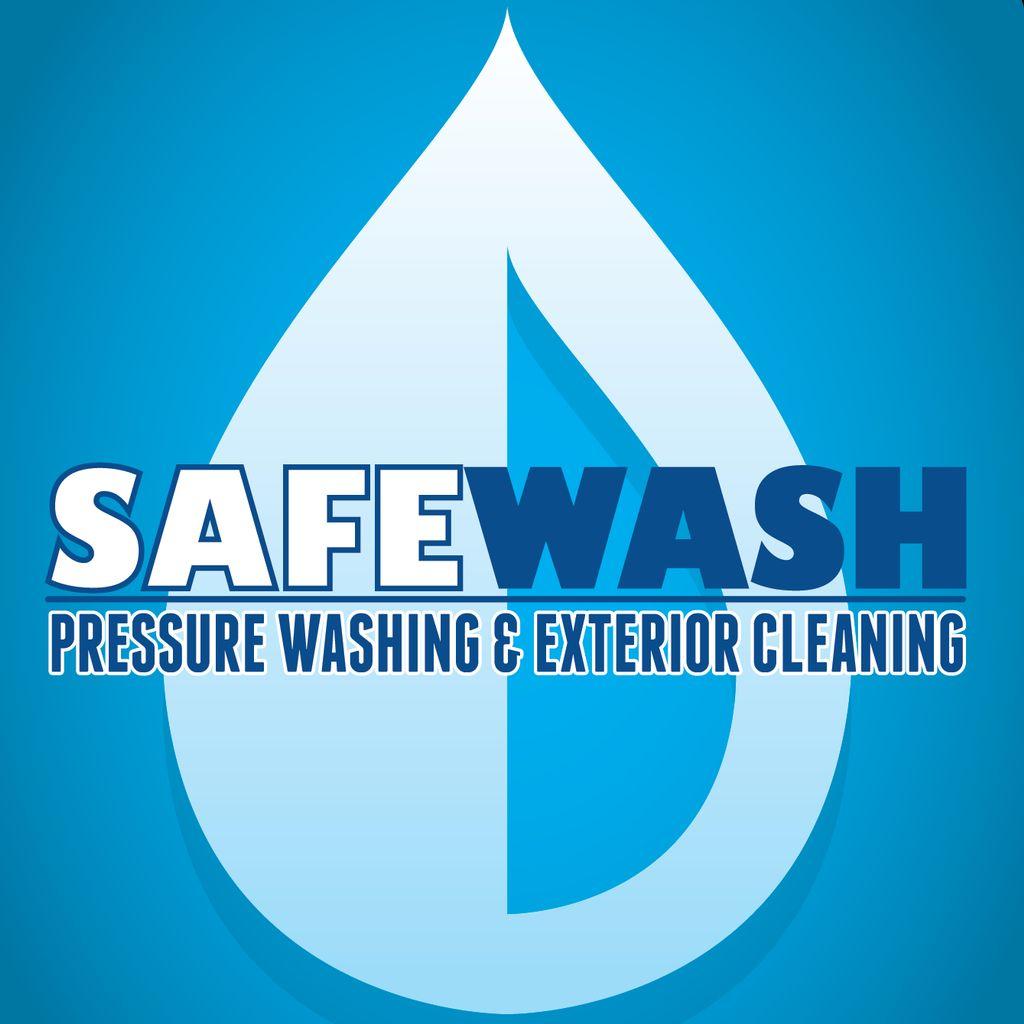 Safe Wash Pressure Washing