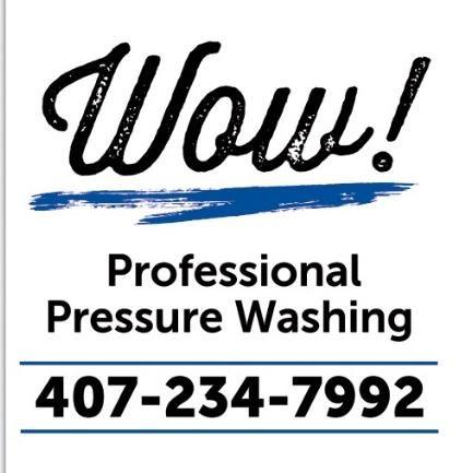 Wow Pressure Washing