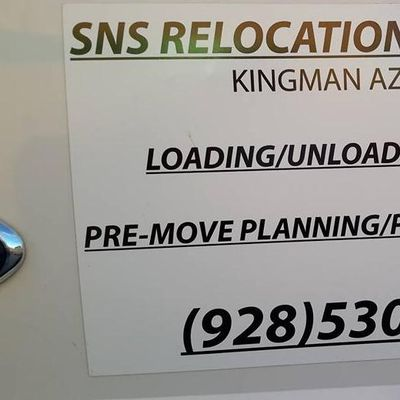 Avatar for SNS RELOCATION SPECIALIST