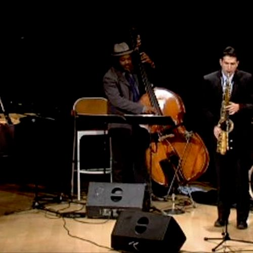 My performance at the Thelonious Monk Competition