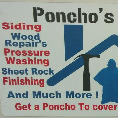 Avatar for Poncho's Roofing and construction