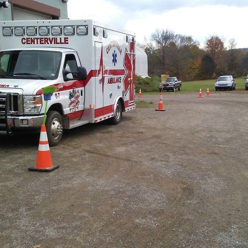 Emergency Vehicle Training