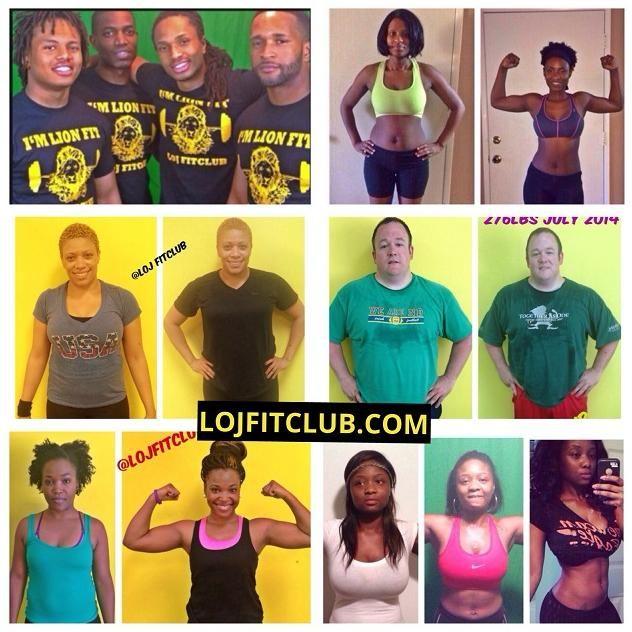 LOJ Fitclub LLC