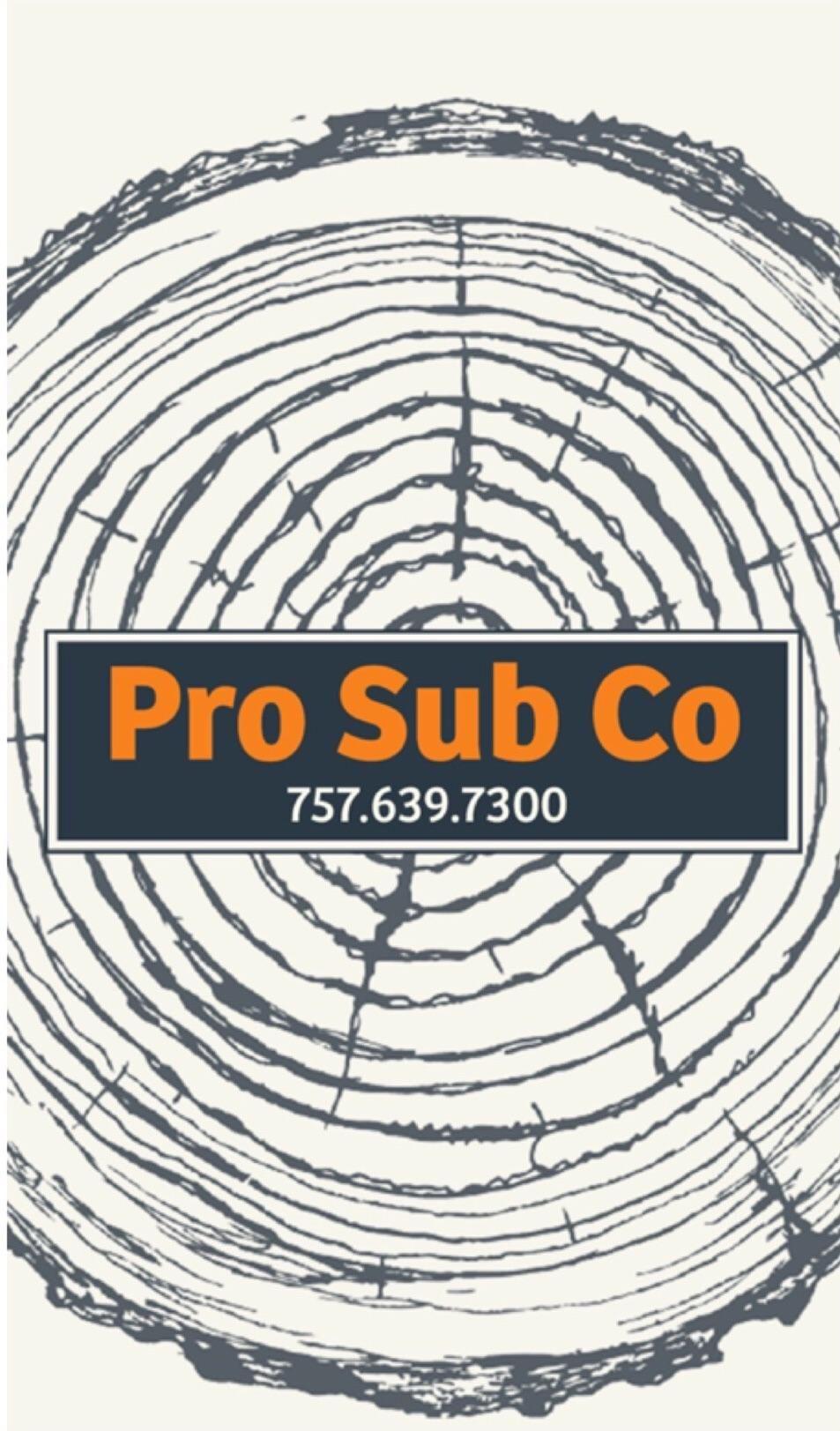 Pro Sub Co