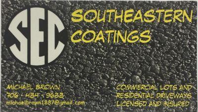 Avatar for Southeastern Coatings Charlotte, NC Thumbtack