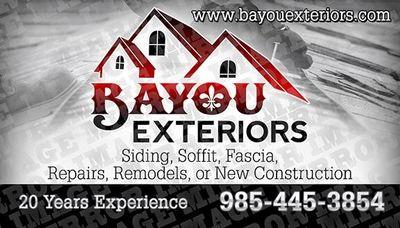 Avatar for Bayou Exteriors