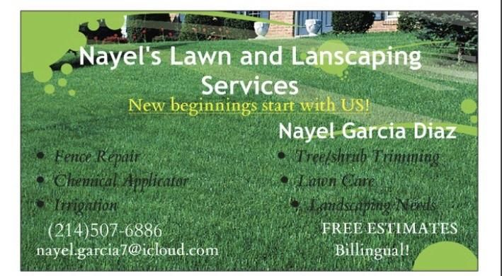 Nayel's Lawn and Landscaping Services