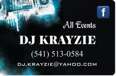 Avatar for DJ Krayzie Harrisburg, OR Thumbtack