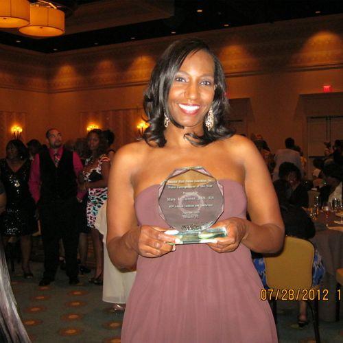 Nurse Entrepreneur of the Year