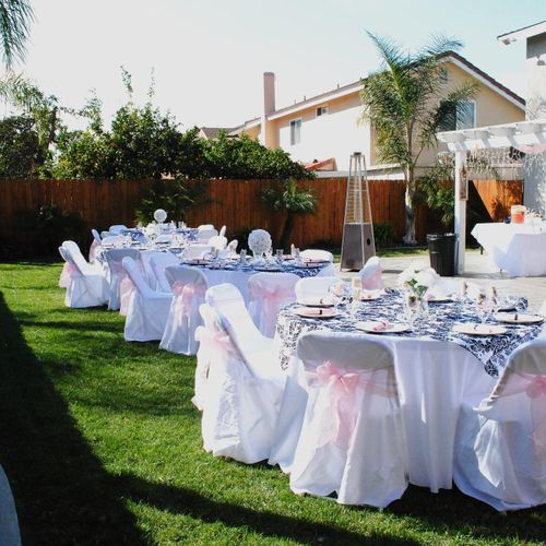 Bridal Shower Event