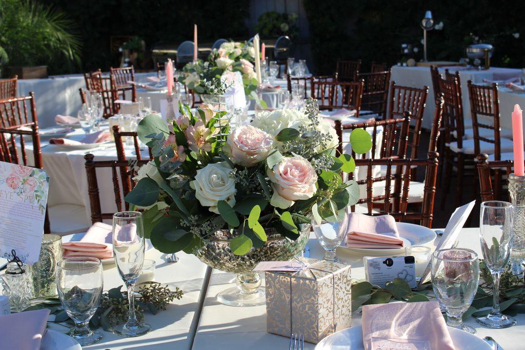Darlington House Romantic Wedding
