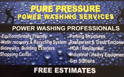 Avatar for Purepressure Washing Service
